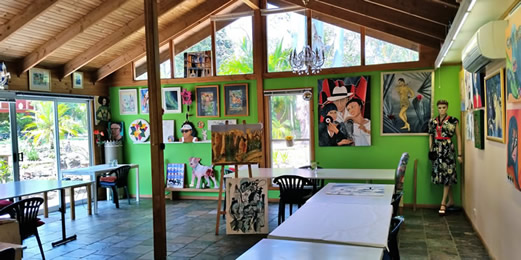 Giselle's Art Studio Gold Coast