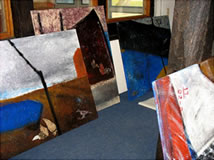 Gallery View - Haninga Thiel - Artist and Gallery