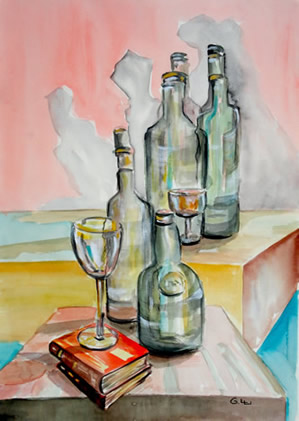 Art - Painting - Still Life