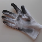 Working with Graphite - the Glove