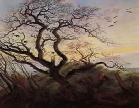 Caspar David Friedrich - German Romantic Painter