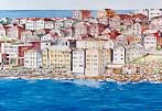 Bondi view painting