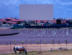 Drive-in - Sydney - picture - 1974