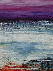 Abstracted Sea Scape