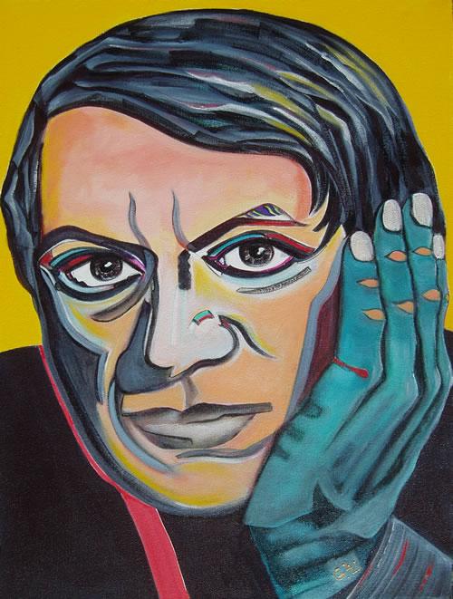 Acrylic Paint For Portraits